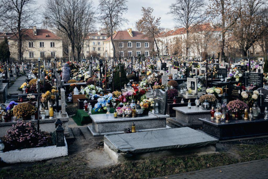 Cimitero fra le case