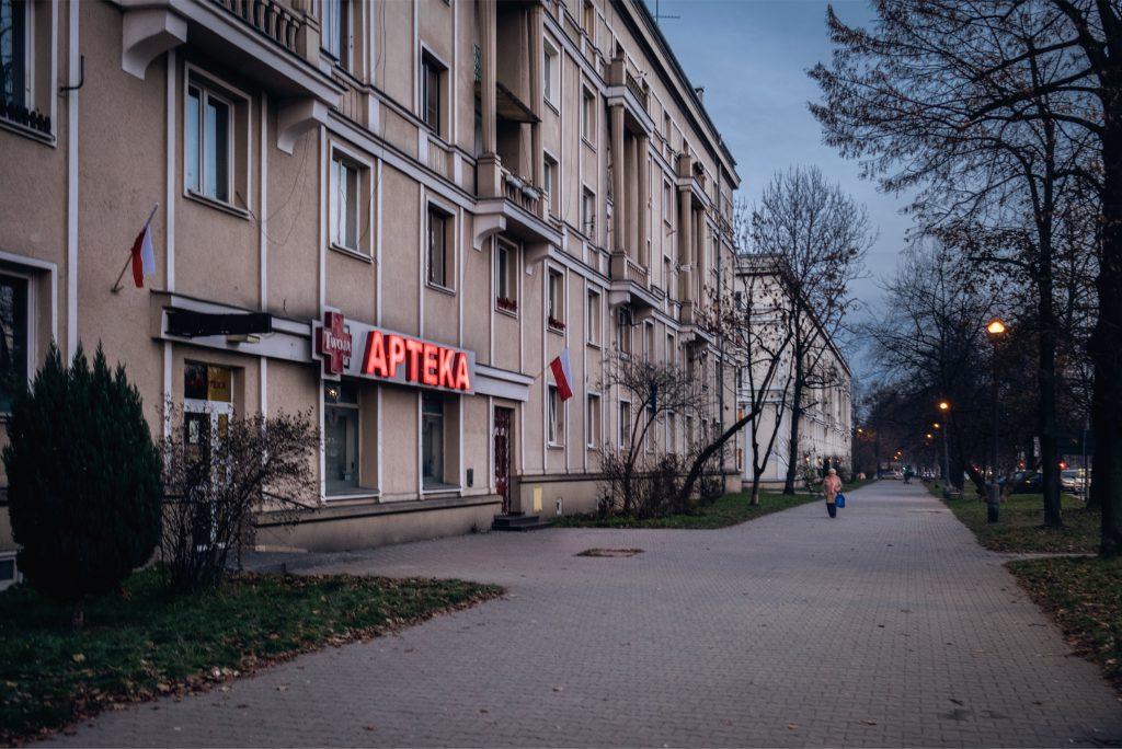 Apteka farmacia Nowa Huta Cracovia