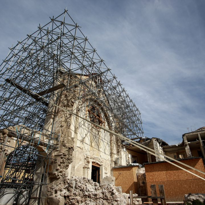 Cosa è rimasto a Norcia dopo tre anni dal terremoto?