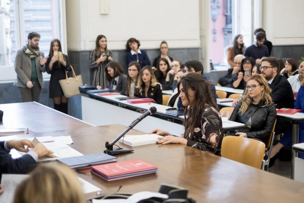 Laurea Chiara Lettere