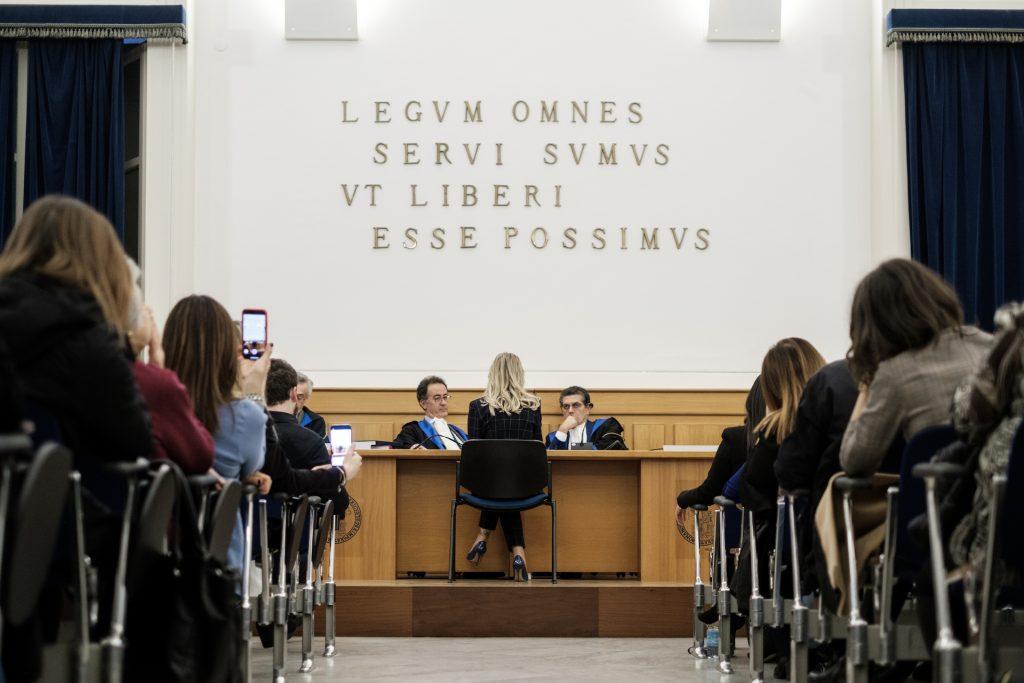 Discussione Laurea Aula Pessina