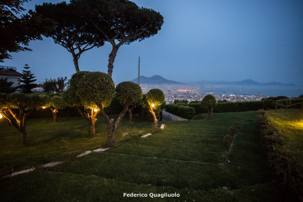 Villa Partenope Napoli locali per feste 18 anni estate