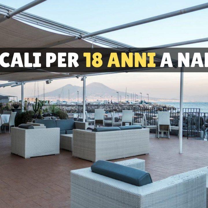 I migliori 15 locali per una festa di 18 anni a Napoli