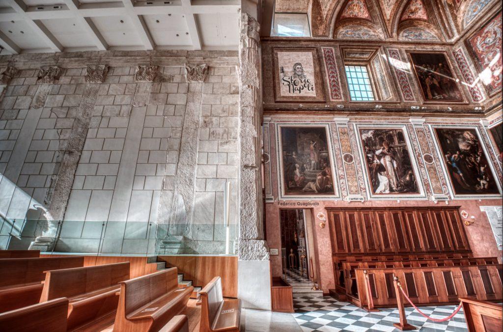 Puteoli Sacra Cattedrale di Pozzuoli fotografie