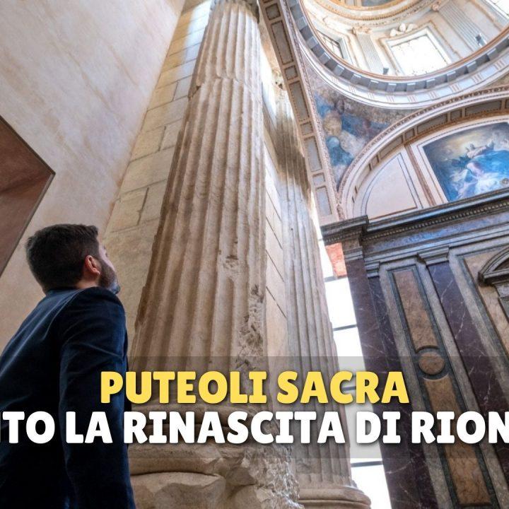 Puteoli Sacra - racconto la fotografia dietro la rinascita del Rione Terra