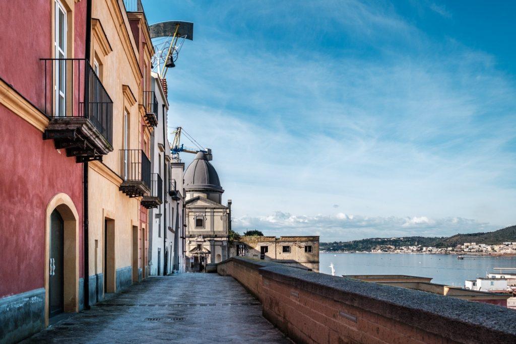 Rione Terra Pozzuoli Panorama