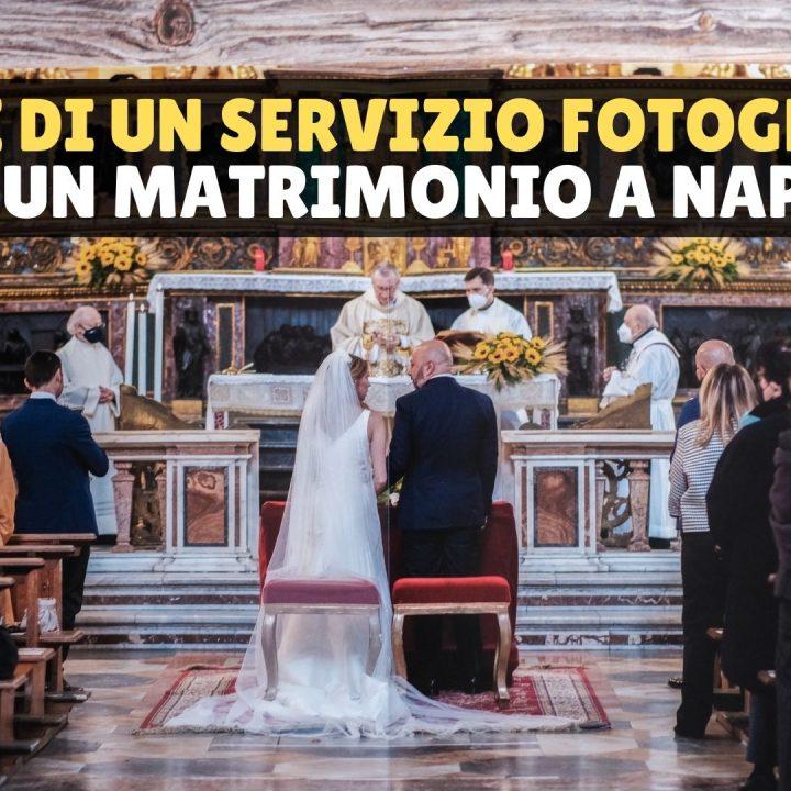 Quanto costa un servizio fotografico matrimoniale a Napoli e in Campania?
