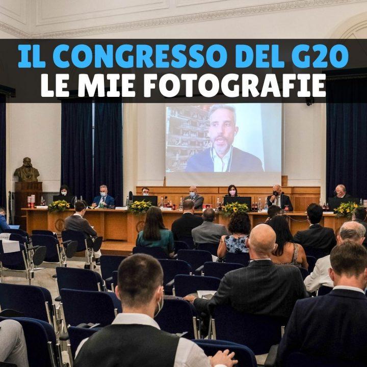 WEC Italia - Il fotografo al G20